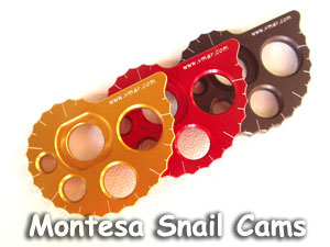Montesa Snail Cams